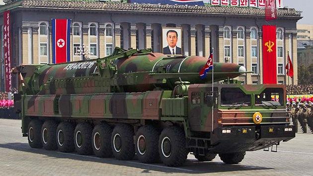 Expertos: Una de cada dos pruebas de misiles norcoreanas fracasa
