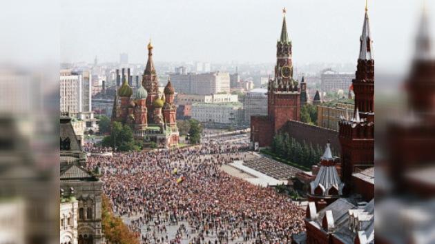 ¿Sabrán alguna vez los moscovitas cuántos son en realidad?