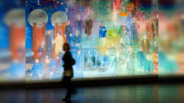 Detienen a los autores de un robo millonario de obras de arte