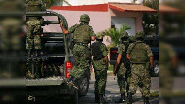 Liberan en México a 61 hombres secuestrados por Los Zetas