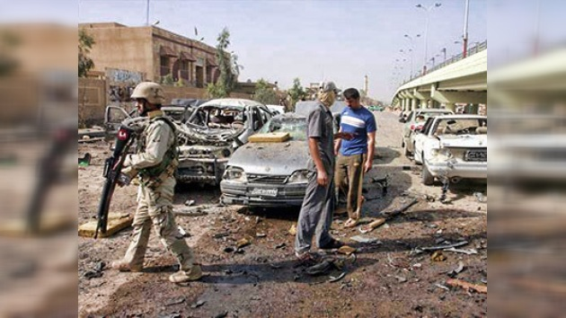Al menos 25 personas asesinadas en un pueblo cercano a Bagdad