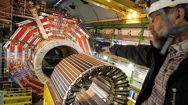 El Gran Colisionador cierra hasta 2015 para 'recargar las pilas'