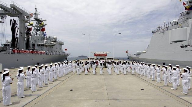 China, a toda máquina: Pekín podría tener más buques de guerra que EE.UU. en 2020