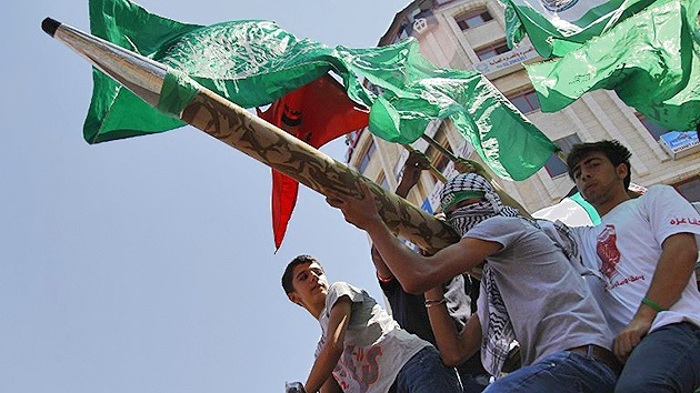 """Hamás amenaza con """"una guerra larga"""" a Israel si no cumple las demandas palestinas"""