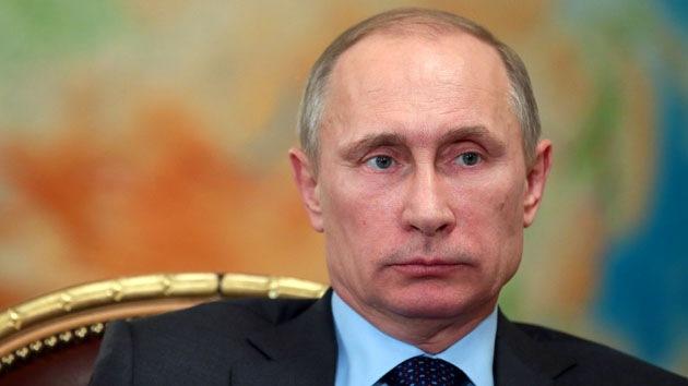 "Putin: ""No podemos esperar eternamente a que Ucrania nos page el gas consumido"""