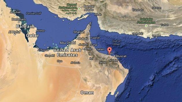 Descubren bases secretas inglesas dedicadas a espiar cables submarinos en Omán