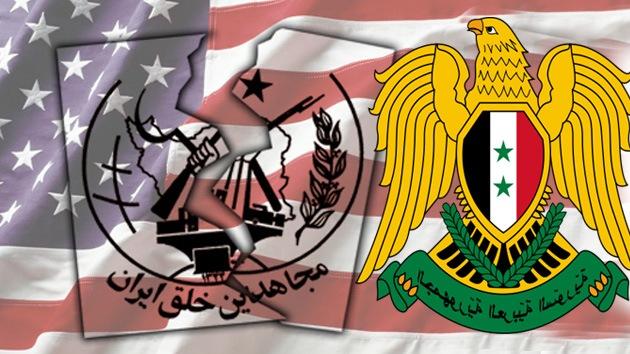 Siria: el régimen de Damasco acusa a EE. UU. de encubrir a terroristas