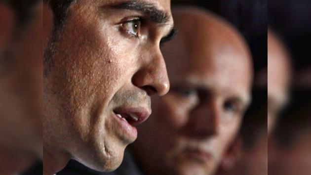 Federación Española de Ciclismo confirma no dopaje de Alberto Contador
