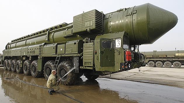 Misiles rusos superarán el escudo antimisiles de EE.UU. con un nuevo sistema de control