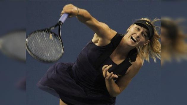 Sharápova, Zvonariova, Kuznetsova y Kirilenko avanzan en el US Open