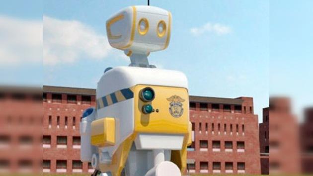 Robocops para custodiar a los presos surcoreanos