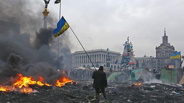 ¿Cómo está dividida Ucrania?