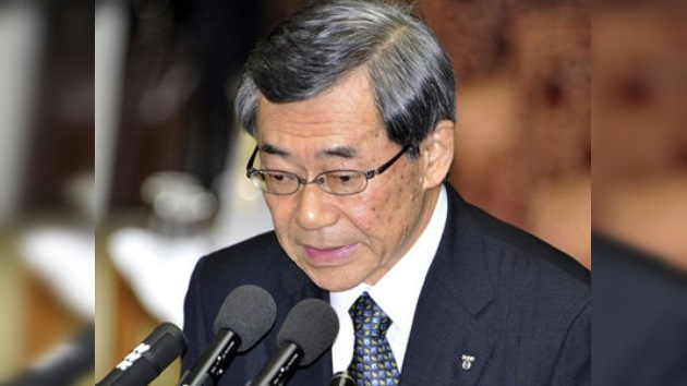 Dimite el presidente de la compañía operadora de Fukushima-1