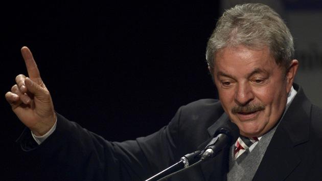 """Lula da Silva: """"Edward Snowden ha hecho un servicio a la humanidad"""""""