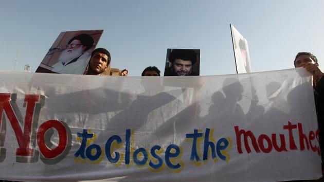 Irak declara la guerra a la libertad de prensa
