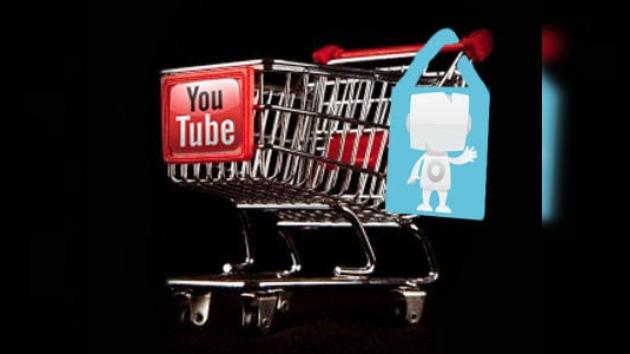 YouTube negocia la adquisición de una productora de videos