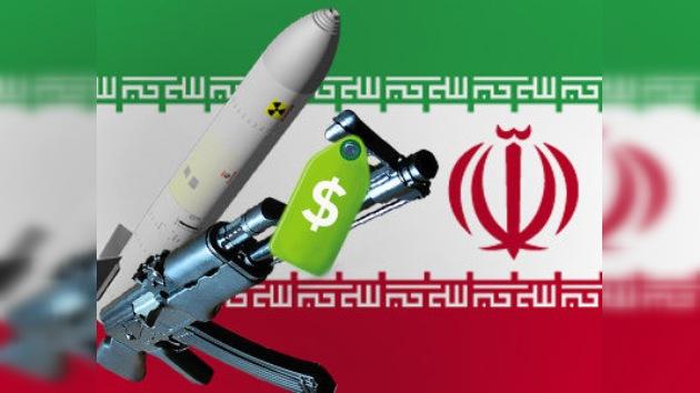Irán suministrará más armas a sus aliados