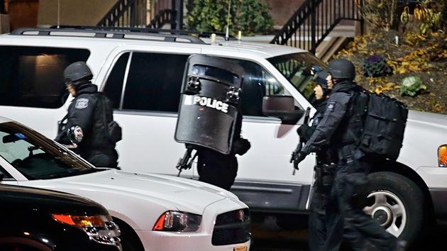 EE.UU: Evacuan un centro comercial por un tiroteo