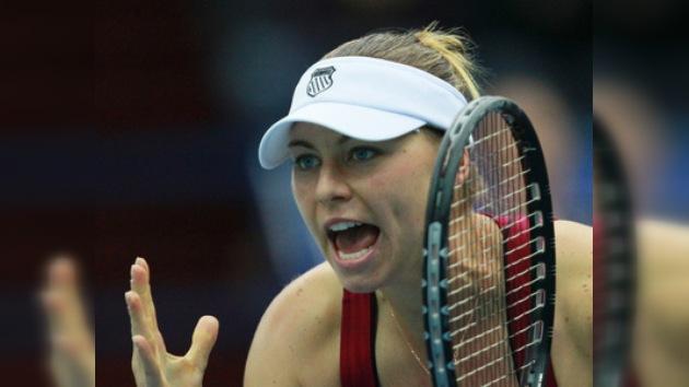 Zvonariova cae ante Kvitova en su debut en Estambul