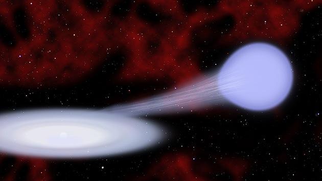 Hallan un nuevo tipo de supernova más débil que no destruye del todo su estrella