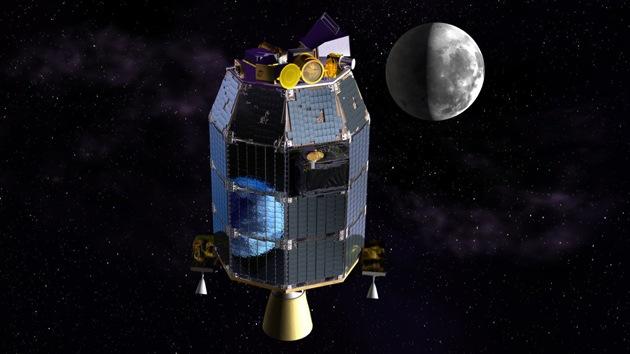 La NASA lanza una misión para revelar los misterios de la Luna