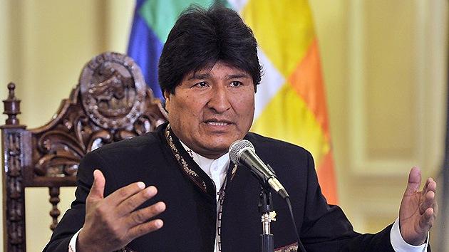 Evo Morales: Las telenovelas influyen en la violencia machista y el embarazo adolescente