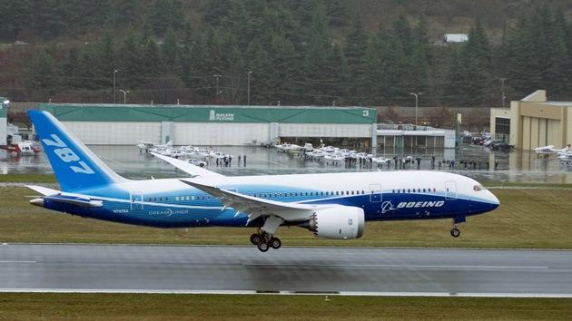 ¿La mala suerte vuela más rápido que el Boeing 787 Dreamliner?