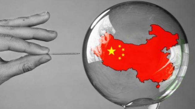 """Analistas financieros alertan sobre """"un monstruo de deuda"""" chino"""