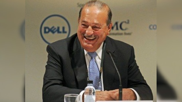New York Times atrae a Carlos Slim