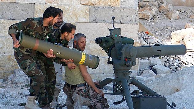 """Kerry: """"EE.UU. asignará 40 millones de dólares para la oposición siria"""""""
