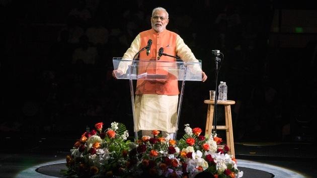 EE.UU. ofrece una recepción al primer ministro indio tras denegarle el visado en 2005
