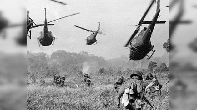 Washington publica los secretos 'papeles del Pentágono' sobre la guerra de Vietnam