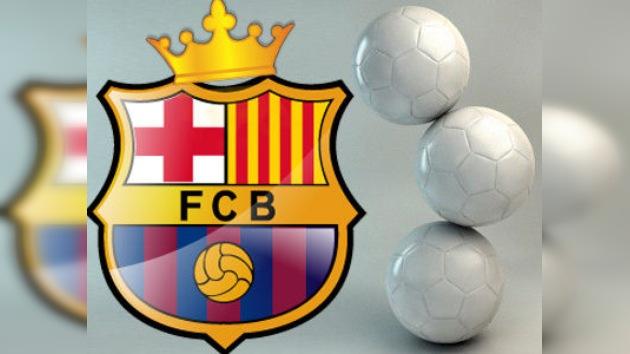 El FC Barcelona, considerado el mejor equipo europeo del siglo XXI