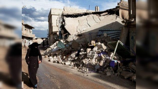 Todo tranquilo en Homs durante visita de los observadores de la ONU a la urbe siria