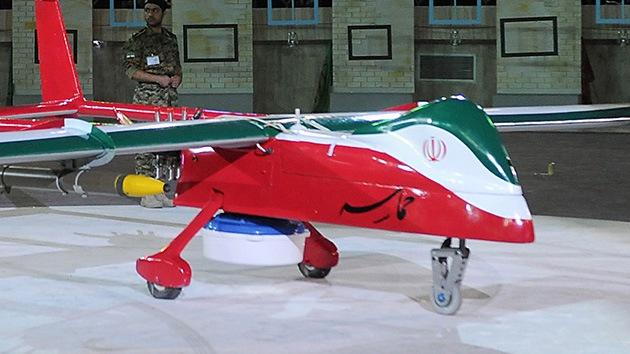 El Ejército de Irán mostrará un nuevo 'drone' nacional