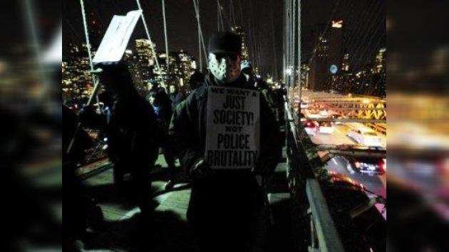 Día de juicio para los 'ocupantes' del Puente de Brooklyn