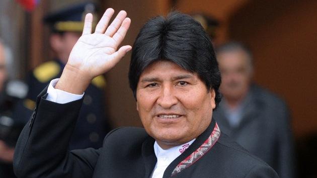 Evo Morales acepta las disculpas de cuatro países europeos