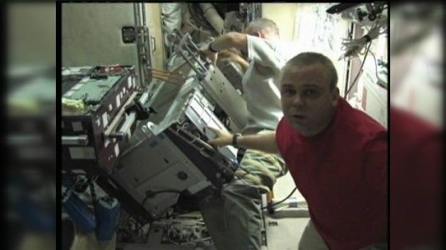 Video desde la Estación Espacial Internacional, parte 9