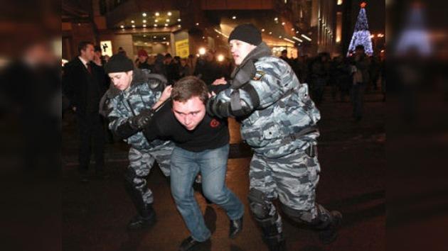 Se reproducen los conflictos violentos iniciados el pasado sábado