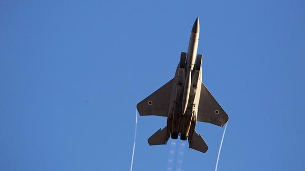 Video: Las fuerzas aéreas de Israel atacan Franja de Gaza