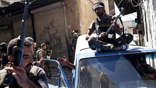 El secuestro: un modo de recaudar dinero para los rebeldes sirios