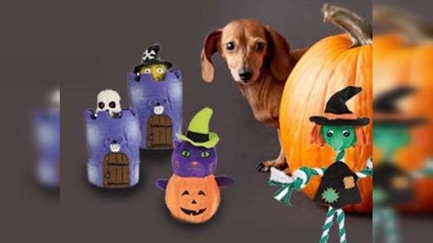 Trixie lanza la primera colección Halloween para mascotas en Europa