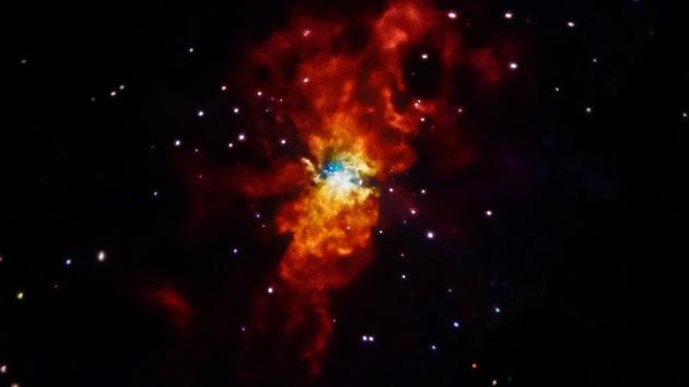 Dos enanas blancas, las madres de la supernova 2014J