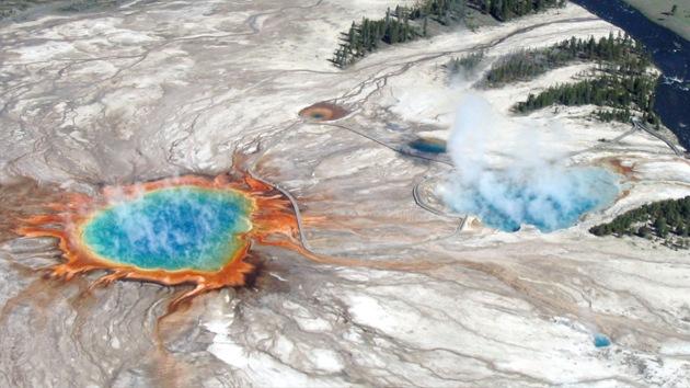 """""""Un año de invierno"""": Revelan el 'guion' de la posible erupción de Yellowstone"""