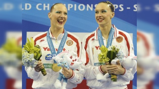 Segundo oro de Rusia en el Mundial de Natación de Shanghái