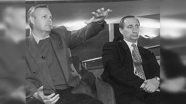 Anatoly Sobchak. Mentor político y profesional de dos presidentes rusos