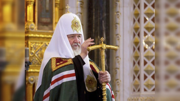 El Patriarca ruso pronuncia su tradicional discurso de Pascua