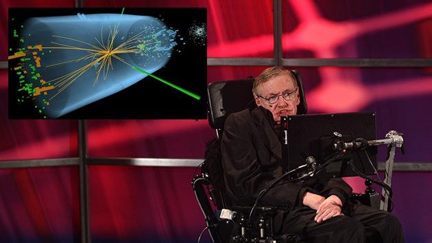 """Stephen Hawking: """"El bosón de Higgs podría destruir el universo"""""""