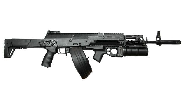 Concluyen las primeras pruebas del nuevo AK-12, el Kaláshnikov del siglo XXI