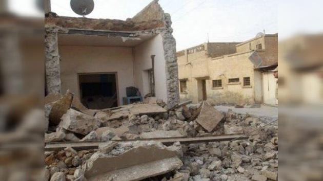 Una bomba en Bagdad revienta una licorería y mata a siete personas